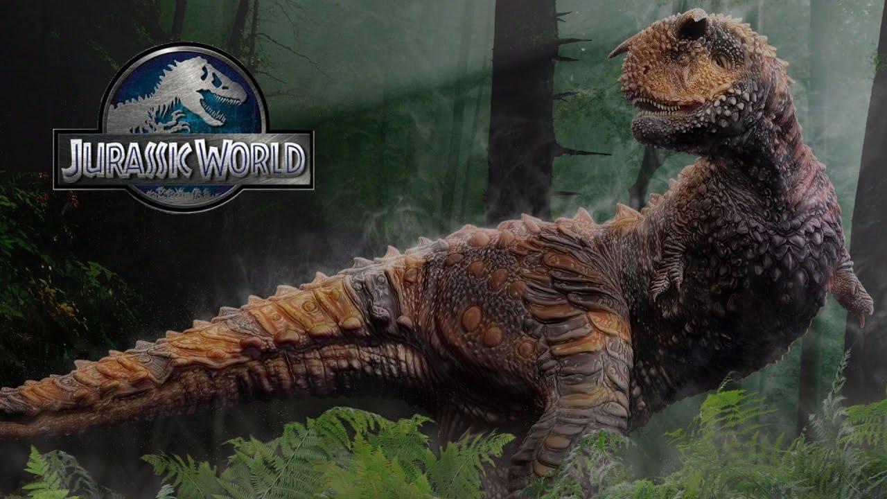 Jurassic world 2 three new dinosaurs youtube - Dinosaure jurassic world ...