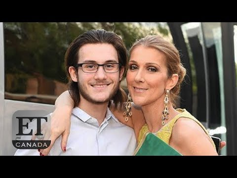 Celine Dion's Son Makes Musical Debut