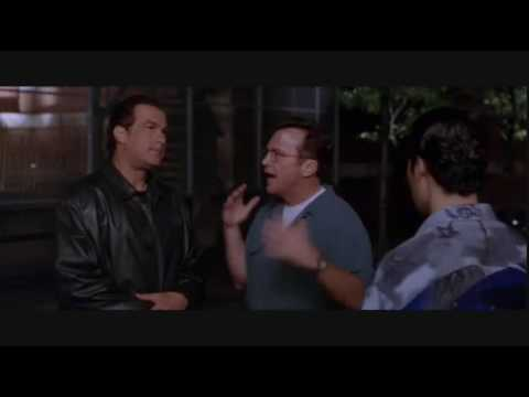 Steven Seagal - Therapy Against Violence
