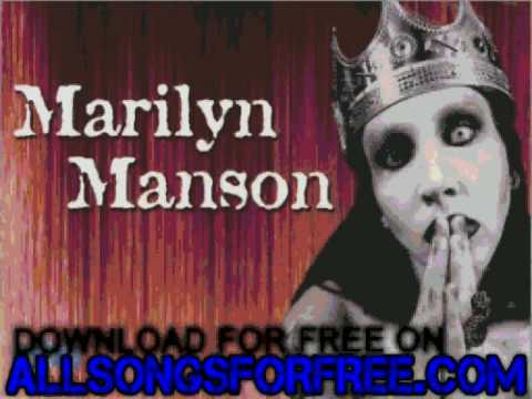 marilyn manson - Telephone - Lunch Box (White Trash)