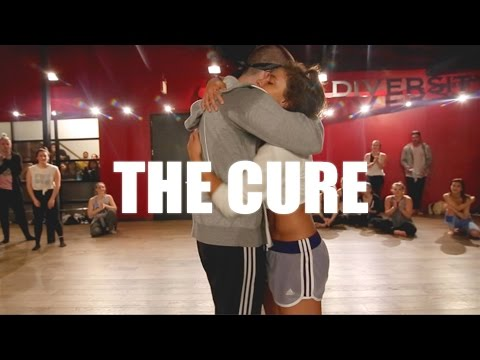 BLAKE MCGRATH  THE CURE CHOREOGRAPHY