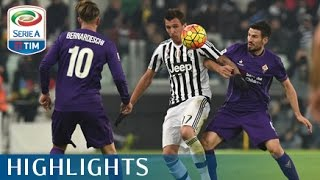 Juventus - Fiorentina 3-1 - Highlights - Matchday 16 - Serie A TIM 2015/16