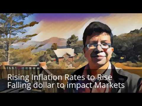 Rising Inflation Interest Rates and the Falling Dollar Impact Nifty