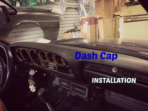 DIY: Replacement Dash Cap Installation
