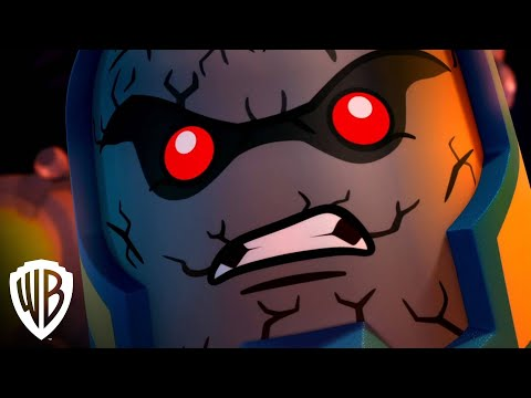 Trailer do filme LEGO Liga da Justiça: Ataque da Legião do Mal