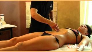 Corso di Massaggio Relax AntiStress (Video n.10) - www.oligenesi.it