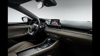 New Mazda 6 Wagon EU Concept 2019 - 2020 Review, Photos, Exhibition, Exterior and Interior