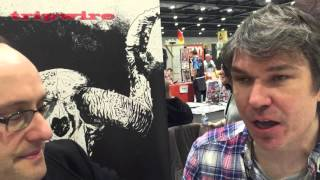 Exclusive Interview: Joel Meadows talks to Lawrence Campbell (LSCC 2016)