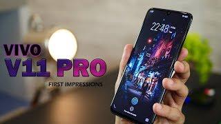 Vivo V11 Pro - First Impressions!