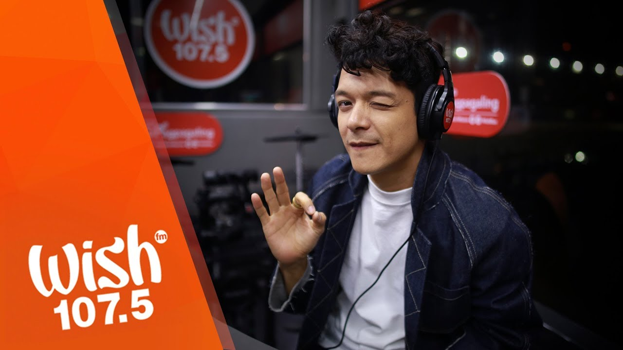 """Download Jericho Rosales performs """"Pusong Ligaw"""" LIVE on Wish 107.5 Bus"""