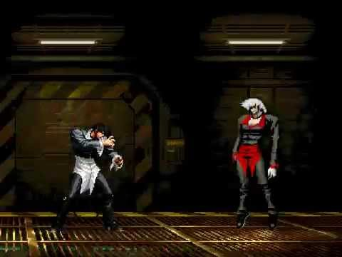[KOF GOD] Final Iori Yagami VS Super Omega Element With {Download Link}