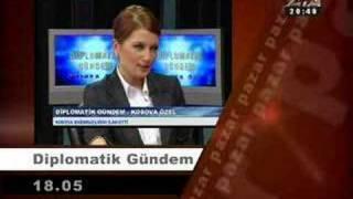 Gambar cover Ata Tv - Diplomatik Gundem (Tanitim) - 25 Mayis 2008