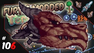 Fury's Modded Terraria | 106 - Autocraft & Ultraconyx boss!