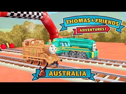 Thomas & Friends: Adventures! - New Country Unlocked AUSTRALIA