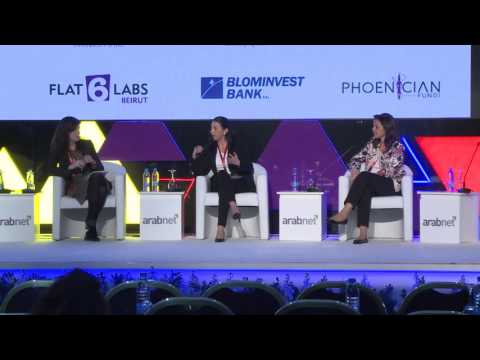Connected Wellbeing; Digital Healthcare - ArabNet Beirut 2017