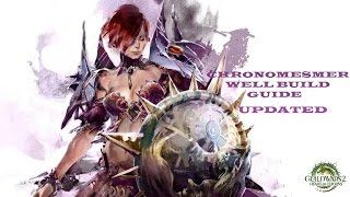 Guild Wars 2 (PvP Build Guide) Well Mesmer