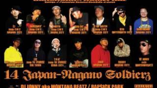 DJ JONNY a.k.a MONTANA BEATS / RAPSICK PARK 2010.01.10.ON STREET!!