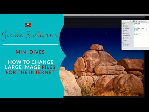How To Change Large Image Files For The Macro Chat Live Show