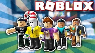 ROBLOX ASSASSIN: YOUTUBER EDITION!!