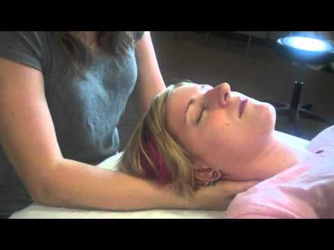 Myofascial Release of the neck
