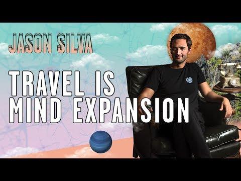 DOPE Life   Jason Silva: Travel is Mind Expansion