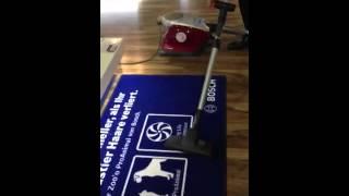 Bosch BGS5224GB Bagless Pet Cylinder Vacuum Cleaner