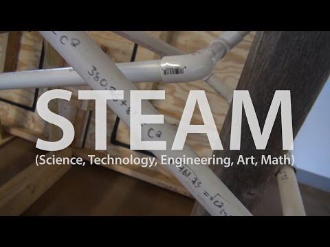 """Academy High School and the """"Art"""" of STEAM"""
