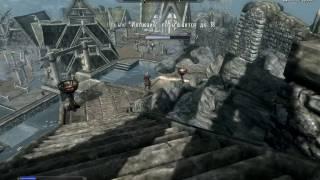 Skyrim Легендарная сложность,7 - ( Поиск квеста-Кровь на снегу,неудача)