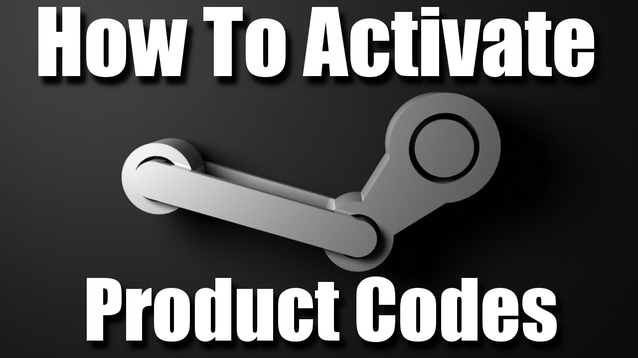 steam activate a product on steam