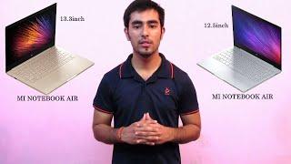 Mi Latest Notebook Air Laptops (Hindi)