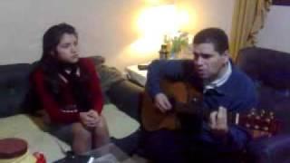 Escucha señor mi oración- Micaela Jofré y Ariel Jofré..
