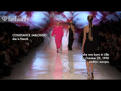 Joan Smalls + Constance Jablonski: Top Models at Spring/Summer 2013 Fashion Week | FashionTV