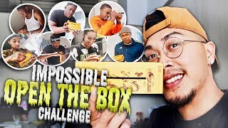 Open This BOX & Win $1,000!! (IMPOSSIBLE PUZZLE CHALLENGE) w/ the Squad