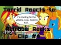 TorridReacts to: MLP Equestria Girls Rainbow Rocks clip #4: Shimmer and the Sirens