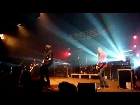 Entombed - Eyemaster & Night of the Vampire live at Baroeg Open Air 2010