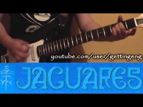 Jaguares Parpadea-Derrítete cover.