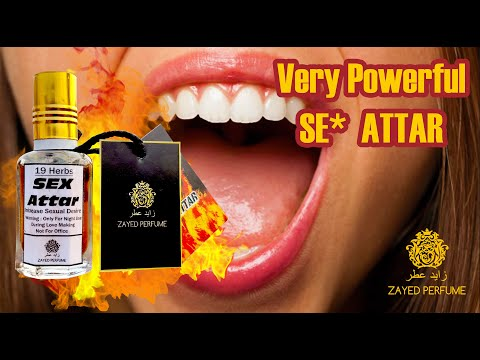 Sex Attar - Power of 19 Herbs Real & Natural Attar, Best Attar for Sexually Attracting Man and Woman