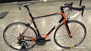 2015 KTM Revelator 3500 Bicycle - Walkaround - 2015 Salon du Velo de Montreal