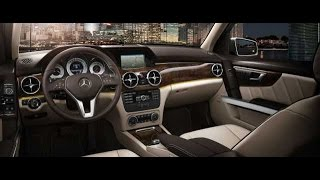 2016 New Mercedes Benz GLC 250d - Interior Exterior Review(, 2015-10-10T04:38:07.000Z)