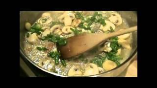 Chicken Scallopini Cha Chas way - Chef Cha Cha Dave how to make video recipe