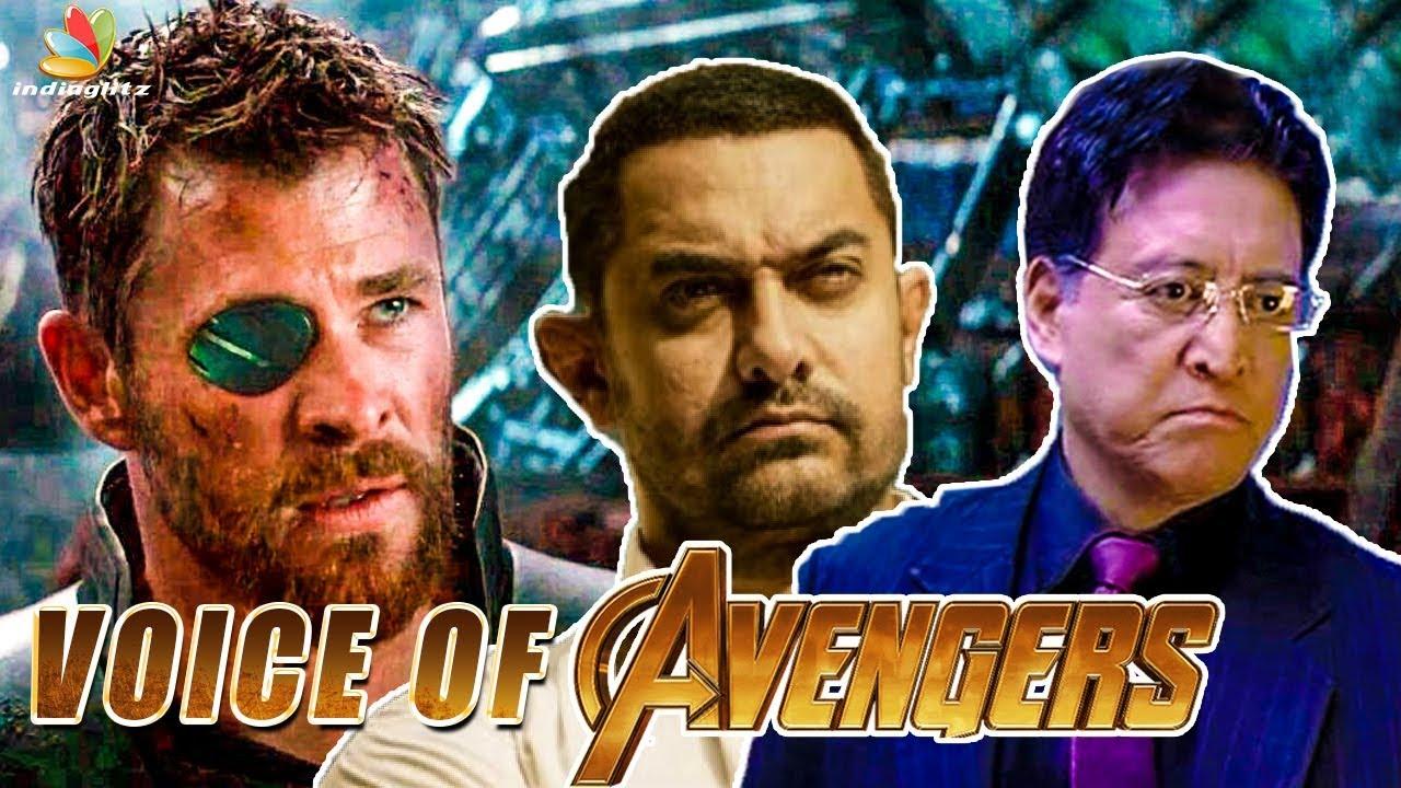 The Voice Behind Avengers   Kathir Interview   Dubbing Artist, Enthiran,  Thor
