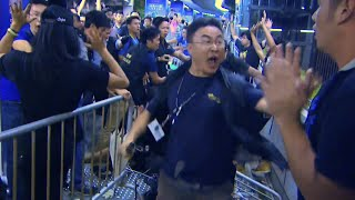 Group ditches talks with Hong Kong government, calls for more protest | 4 October 2014
