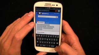 Verizon Samsung Galaxy S III Review