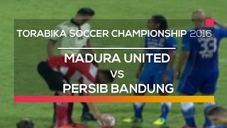 Video Gol Pertandingan Madura United vs Persib Bandung