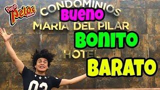 HOTEL Y CONDOMINIOS MARIA DEL PILAR MERIDA YUCATAN PROMOCIONAL PEPE PELOS