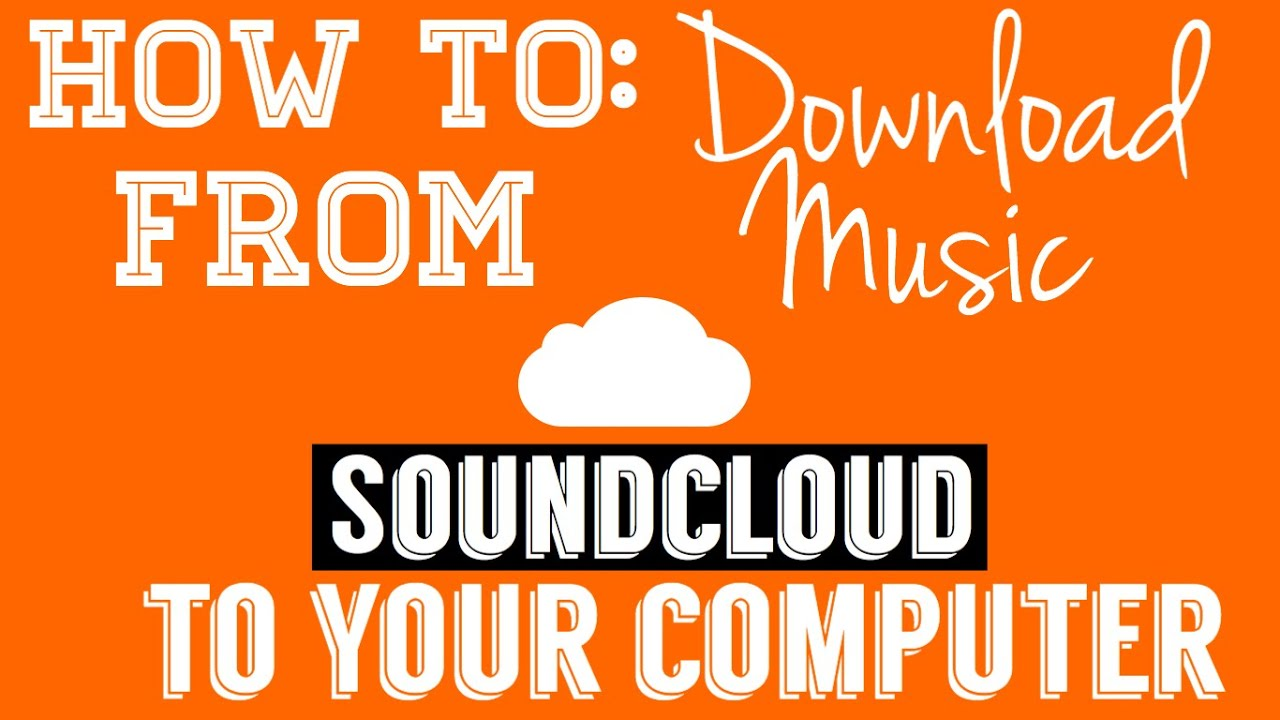 how to put music on soundcloud