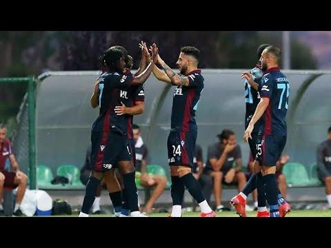 Trabzonspor 2-1 Kasımpaşa | Hazırlık Maçı | MAÇIN GENİŞ ÖZETİ