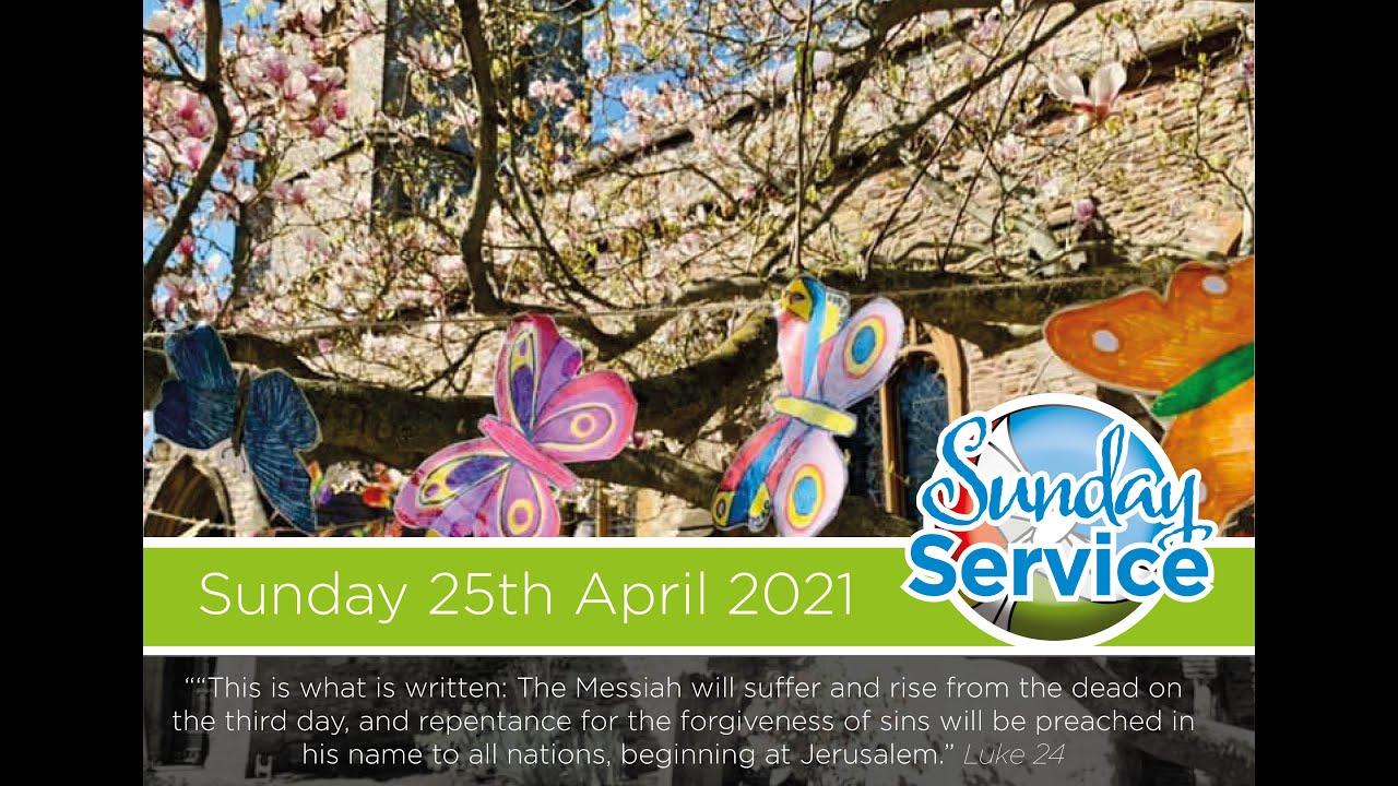 Sunday 25th April 2021