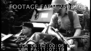 1961 - USSR & Germany 250076-16 | Footage Farm