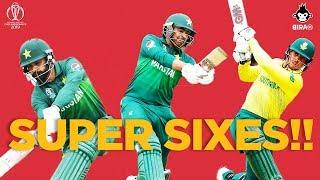 Bira91 Super Sixes! | Pakistan vs South Africa | ICC Cricket World Cup 2019